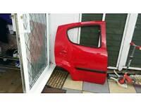 Peugeot 107 /Citroën c1 200 to 2012 rear drive side rear door