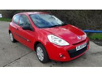 RENAULT CLIO 2009 WITH SERVICE HISTORY LOOKS AND DRIVES PERFECT