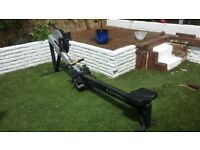 Concept 2 rowing machine type C in good condition £390