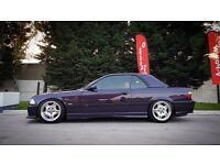1999 BMW E36 M3 EVO CONVERTIBLE CLASSIC E46 EVOLUTION MANUAL
