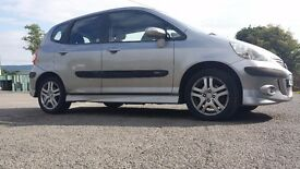 Honda Jazz SPORT....VERY LOW MILEAGE....immaculate condition...FSH