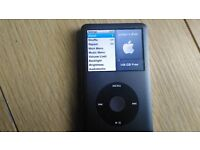 Apple iPod Classic 6th Generation Black (160GB)