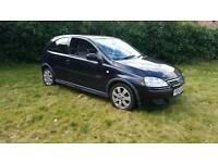 2005 Vauxhall Corsa SXI+ Low mileage!