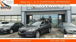 2015 Mazda CX-9 GS*EVERYONE APPROVED*APPLY NOW DRIVE NOW!