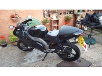 Black Aprilia RS50 2006