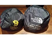 The North Face Cat's Meow or Mountain Hardware Lamina 0