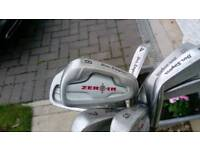 Golf Clubs - Ben Sayers Irons and Putter