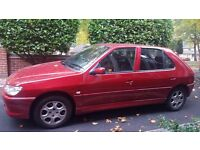 Peugeot 306 Meridian Edition