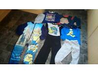 Boys pyjamas age 5-6 years