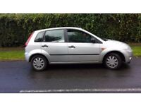 Ford Fiesta 2003 53 reg 1.4 Ghia EXCELLENT CAR £350