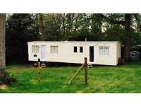 Colsalt Cascade static caravan/mobile home/self build