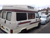 Talbot Express Camper Van (Running Useable Project)