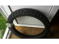 Motocross front tyre