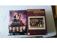 """Revenge"" and ""Bothers and Sisters"" Box Sets"