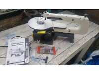 Axminster Scroll Saw / Fret Saw
