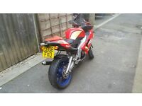 Aprilia RS 125 full power spains No 1