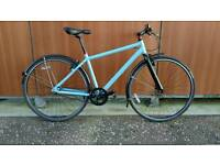Castom Built Womens Single Speed Fixie Revolution Bike