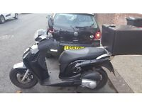 £1000 Ps 125i heated grips and alarm