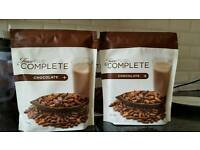 3x chocolate juice plus pouches