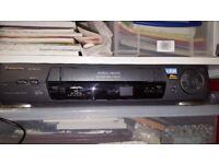 Panasonic VTR . VHS Tape recorder