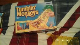 Tumberling Monkeys complete great condition