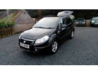 09 Fiat Sedici 5 door Dynamic Services History 2 Owners VERY NICE CAR ( can be viewed inside Anytime