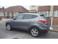 Lovely SUV Hyundai ix35 diesel only 48230miles