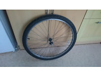 26 INCH FRONT WHEEL - NON QUICK RELEASE