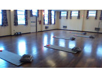 Healthy Interval Training & Pilates