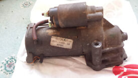 starter motor GENUINE FORD TRANSIT TOURNEO 2.2 TDCi (10/08 - 08/14) repaired & reconditioned