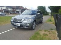BMW X5 SD 7 SEATER GREY PAN ROOF