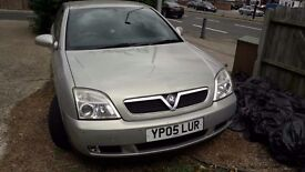 Vauxhall Vectra 2.2, 2005; perfect condition