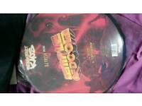 Old drum n bass vinyls