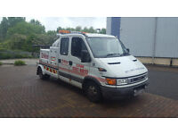 24 Hour Vehicle Recovery Service, Tamworth, Birmingham, Nuneaton, Atherstone, Sutton Coalfield.