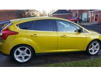 2011 focus titanium 1.6 for sale