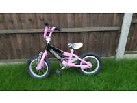 """Specialized hotrock 12"""" girls bike"""