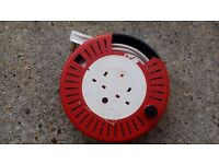 Power extension cable reel 25M
