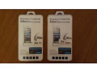 Samsung Galaxy S6 Tempered Glass Protector - 2 pieces