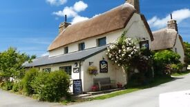 KP/Kitchen Assistant; Pizza Chef; Waiting & a Cleaner required at The Smugglers Den, Cubert, Newquay