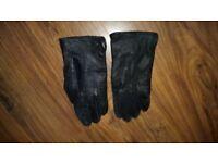 Leather man's gloves CR Clothing Australia