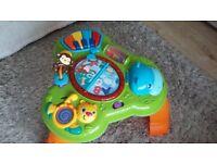 Bright starts baby activity table
