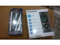 **SEALED NEW** OLYMPUS VOICE RECORDER DICTAPHONE PERFECT FOR STUDENTS MEETINGS SEMINARS LECTURES