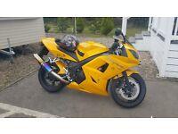 Triumph Daytona 650 2005 Bargain