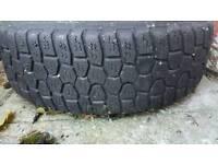 Winter van tyres 195/70/R15