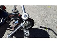 Schwinn Kids Silver & Black Trike