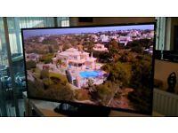 Sharp AQUOS LC-60LE651K 60 Inch 3D Smart LED TV