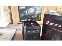 Super i5 3rd Gen Gaming PC, 8GB DDR3 RAM, 500GB HD, Brand New Geforce GTX 1050 2GB GDDR5, Win 10 Pro