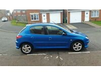 2005 peugeot 206 2.0 hdi in excellent condition full service history