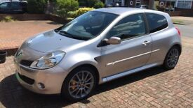Great Clio with low milage