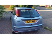 Ford focus zetec 1year mot central lock remote control key great drive 2204plate